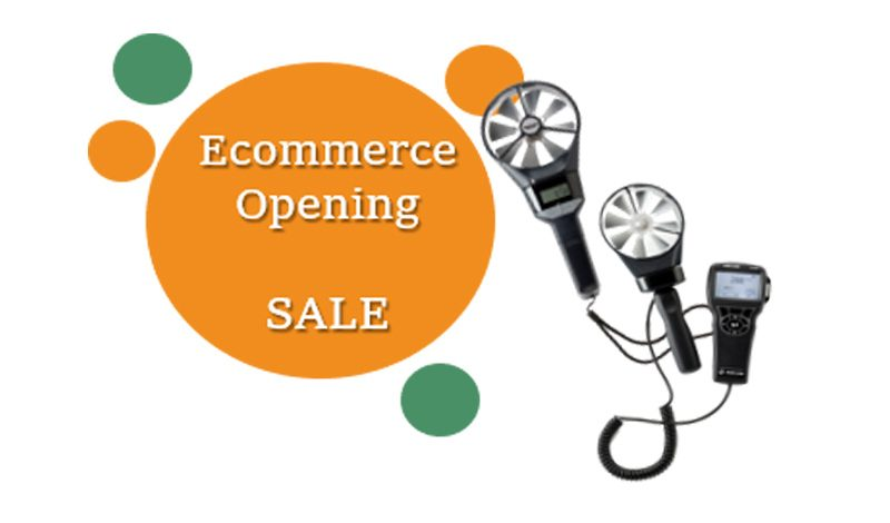 Ecommerce Opening Sale