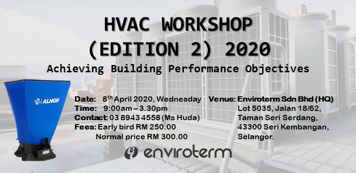 HVAC Workshop 2020